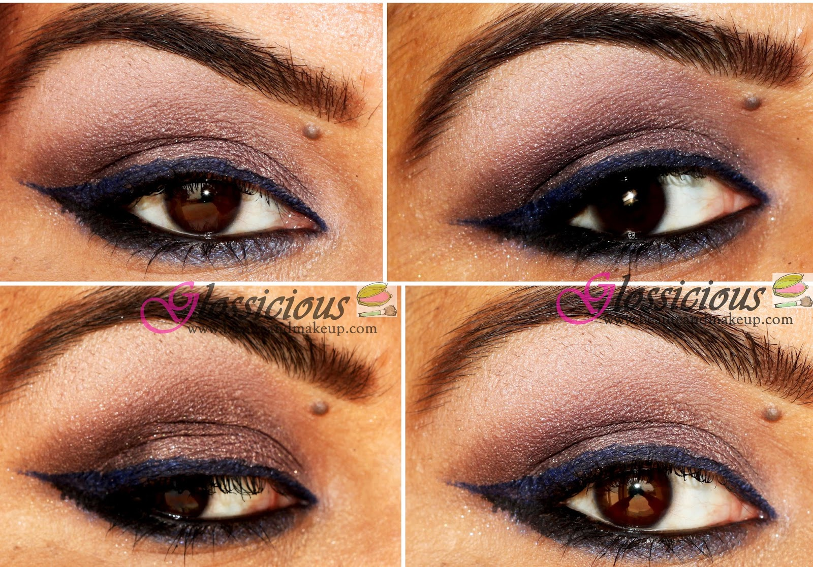 Glossicious by sarah pakistani beauty blogreviewsmakeup tips eye makeup tutorial feat mac shadowy lady eyeshadow quad baditri Image collections