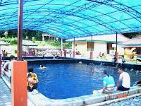 objek wisata tasikmalaya cipanas galunggung, pemandian air panas galunggung