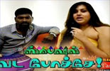 vadapoche Namitha   Vada Pochea Candid Show in Sun Music by Sarithira 13 01 2013   Pongal Special