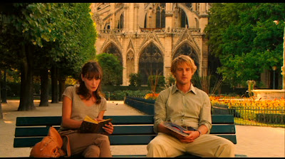 10 películas donde...  NotreDameGarden_Midnight