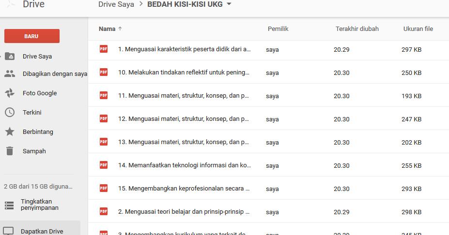 Download Bedah Kisi Kisi Ukg Bagi Guru Sekolah Dasar