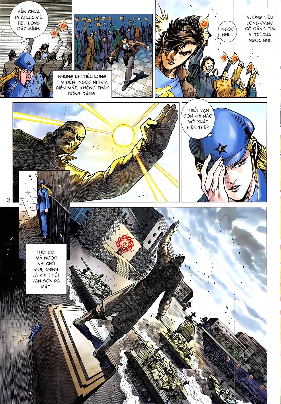 Tân Tác Long Hổ Môn trang 3