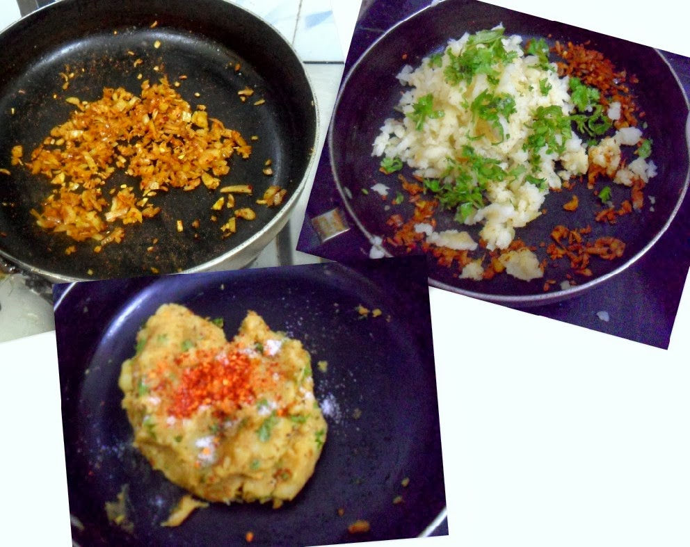 Cooking 4 all seasons ideas for stuffed parathas for Different ways to prepare potatoes