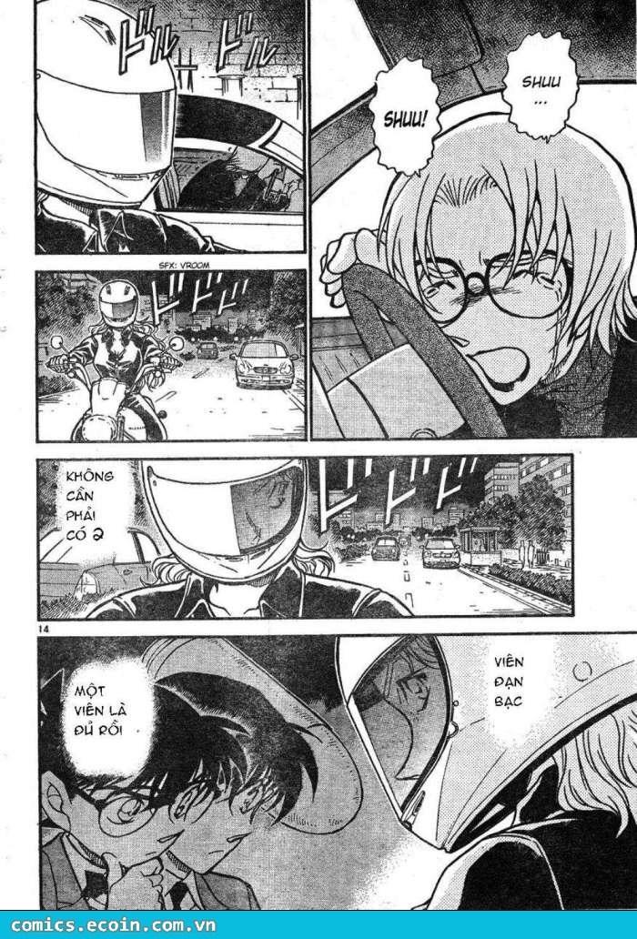 Detective Conan - Thám Tử Lừng Danh Conan chap 609 page 14 - IZTruyenTranh.com