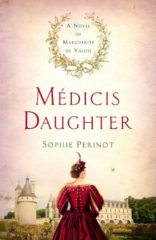 Médicis Daughter  cover