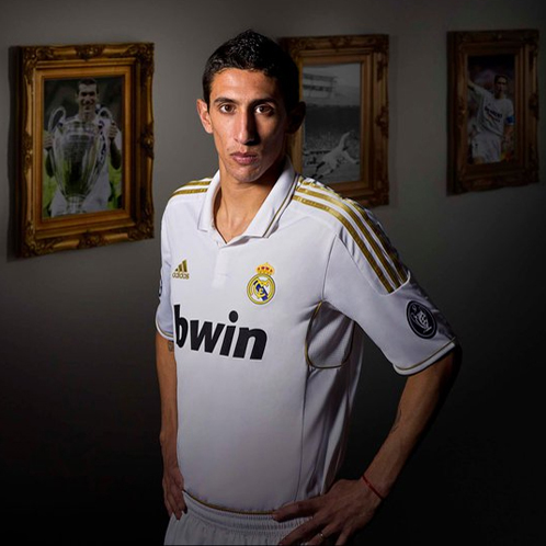 camiseta Real Madrid 2011 2012