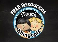 http://www.pinterest.com/teachbilinguals/free-bilingual-resources/
