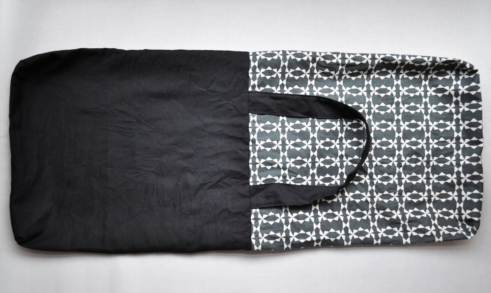 Je veux mon Tote Bag... Je le fais. dans Autour d'une Aiguille DIY+Tote+Bag+Reversible+par+FunkySunday+11