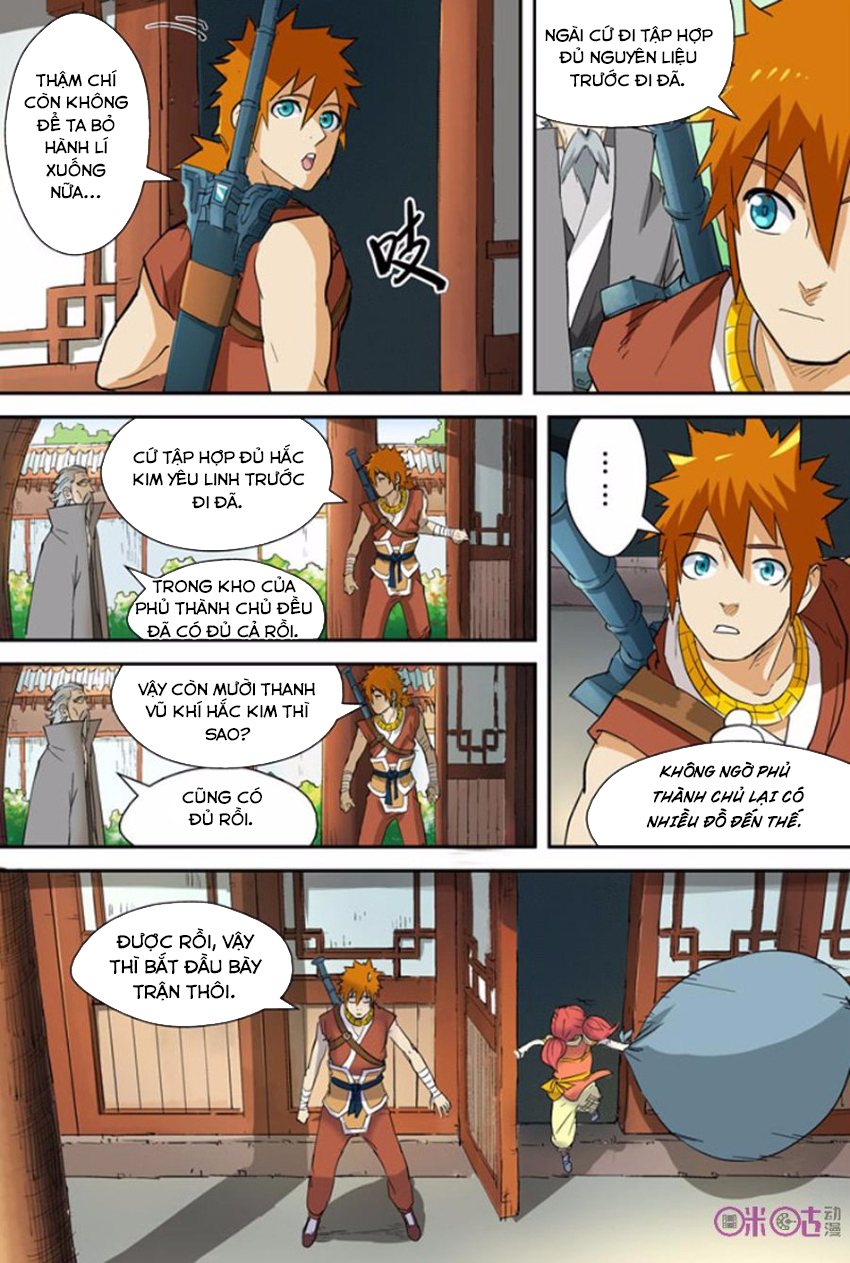 Tales of Demons and Gods chap 122 Trang 9 - Mangak.info