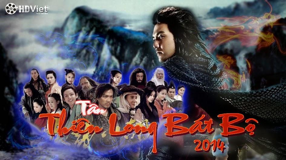 Phim Tân Thiên Long Bát Bộ