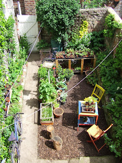 Photo of The Backyard Larder backyard