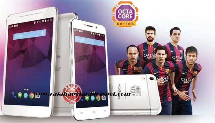 Harga Advan Vandroid Barca Tab 7 Terkini, Sponsored FC Barcelona