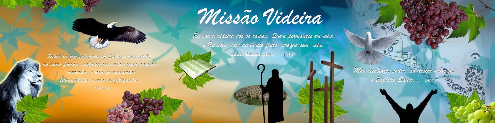 MISSÃO VIDEIRA