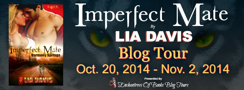 Blog Tour: Imperfect Mate by Lia Davis + Guest Post #CMC15