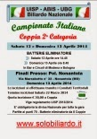 Camp.to ITALIANO COPPIE 2° CATEGORIA (Pol.va Nonantola-MO)