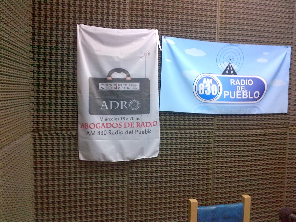 Abogados de Radio AM830