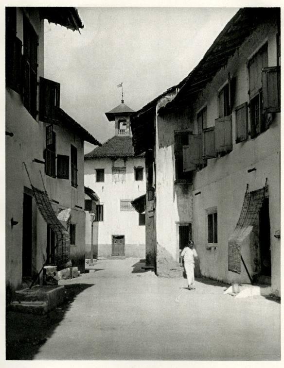 Jewish+Synagogue+in+Kochi,+Kerala+-+India+1928