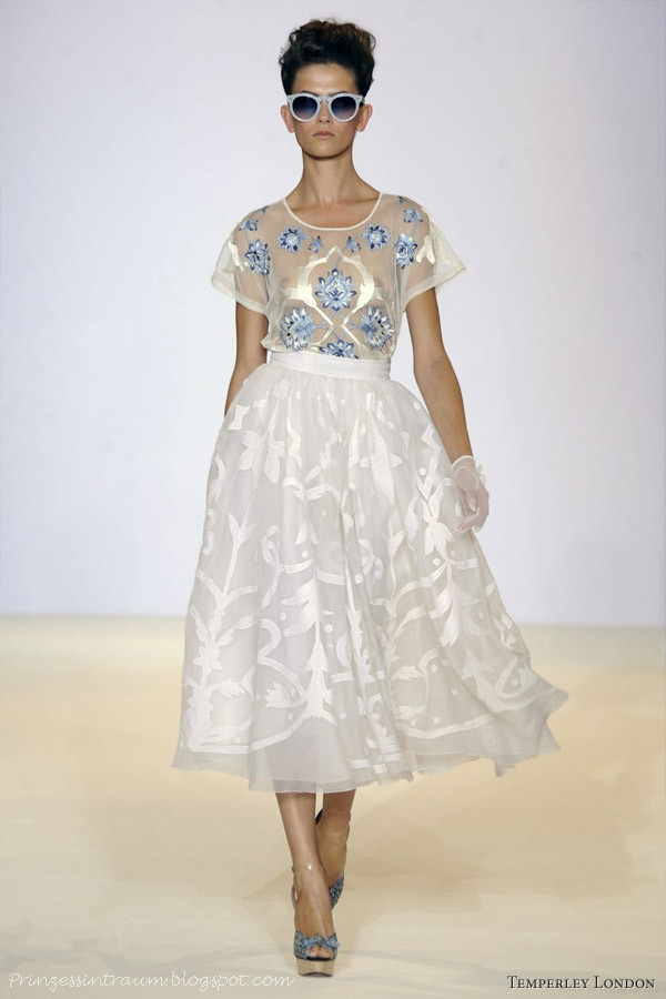 Temperley London Frühling 2012