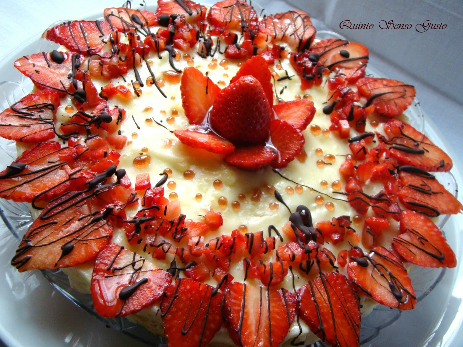 fiore di fragole