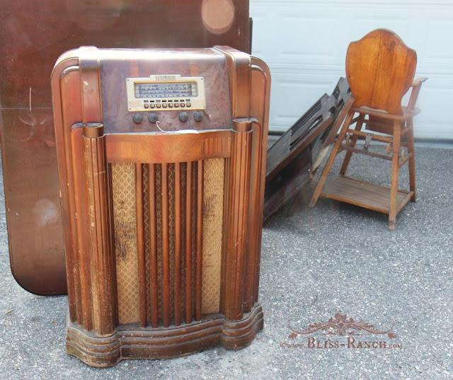 Vintage Radio, Bliss-Ranch.com