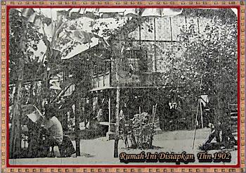 Rumah Hj Ahmat 1902.