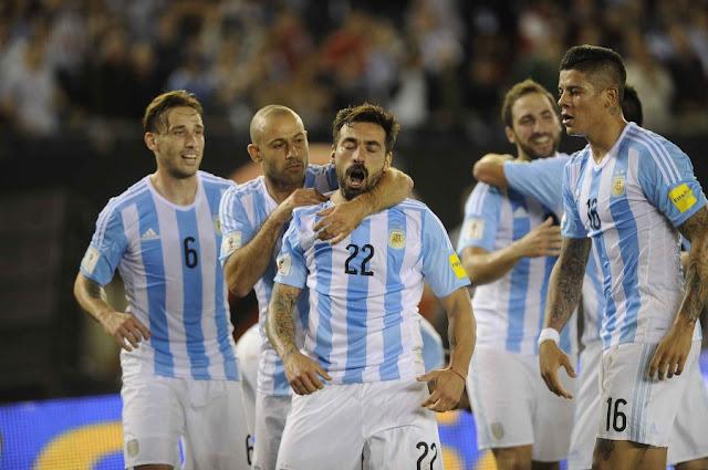 seleccion argentina de futbol- argentina 1 brasil 1 eliminatorias 2015
