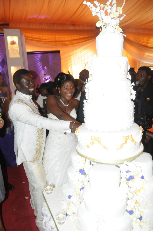 The Truth Mercy Johnson Weds