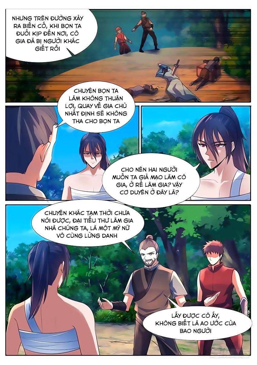 Ngự Thiên chap 10 - Trang 8