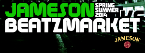 JAMESON BEATZMARKET 2014