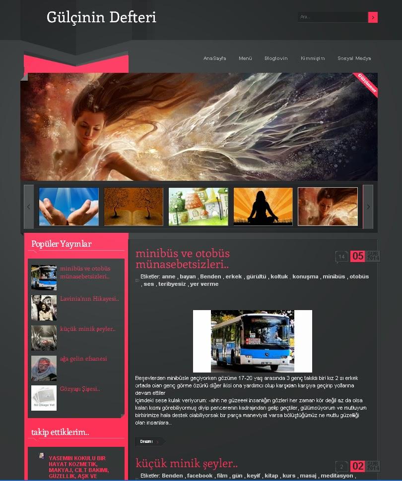 Gülçinnur, blogger temaları, metatag girişleri, Sitemap kaydı, Tasarım, Tema, Tema Editleme, Tema Türkçeleştirme, Tema Yükleme,