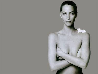 Christy Turlington Nude Wallpaper