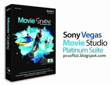 Download Sony Vegas Movie Studio Platinum Suite v12.0.896 x86/x64 [Full Version Direct Link]