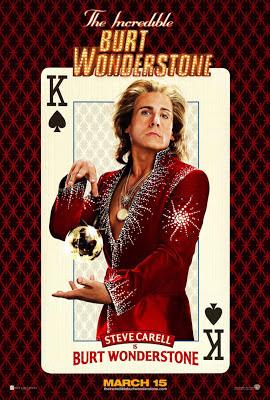ตัวอย่างหนังใหม่ :  The Incredible Burt Wonderstone ซับไทย poster