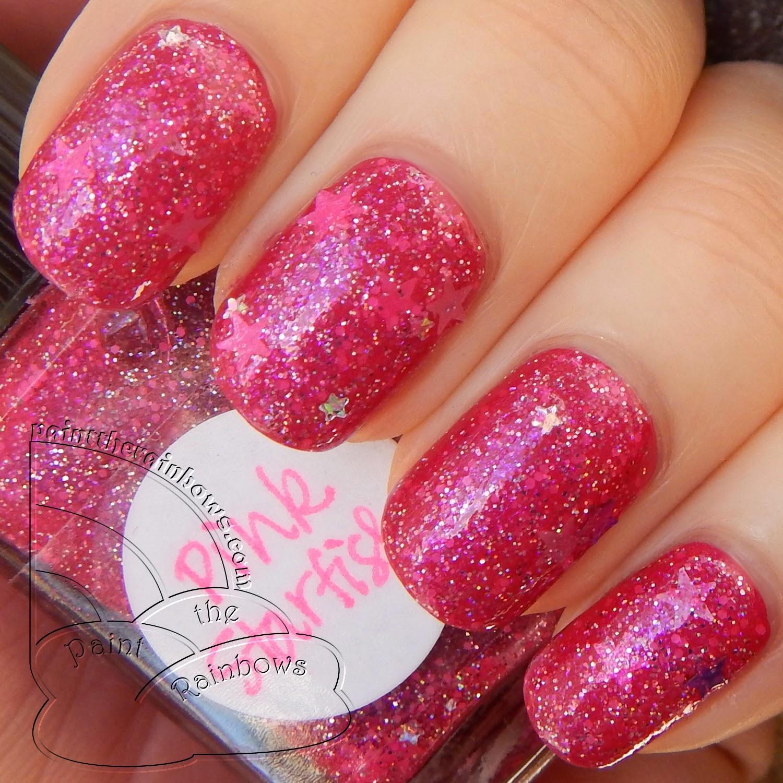 lynnderella pink starfish