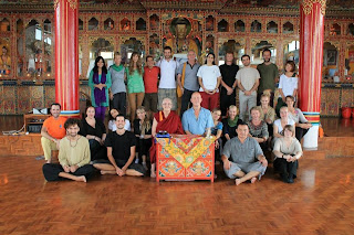 Mind Training Course at Kopan Monastery in Nepal