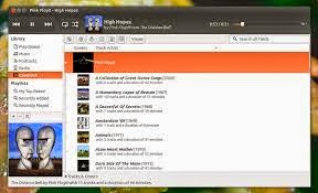 Buscador carátulas en Rhythmbox, carátulas discos ubuntu