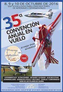 35° Convención Anual en Vuelo