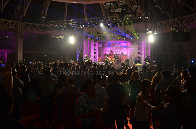 Miri Country Music Festival 2016 Sarawak