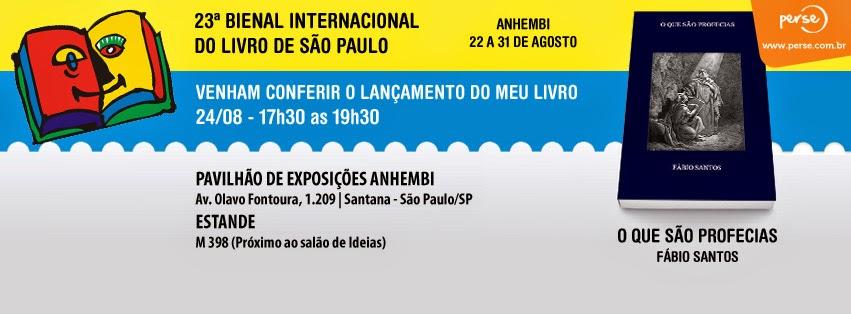Bienal Internacional do Livro em SP - 2014