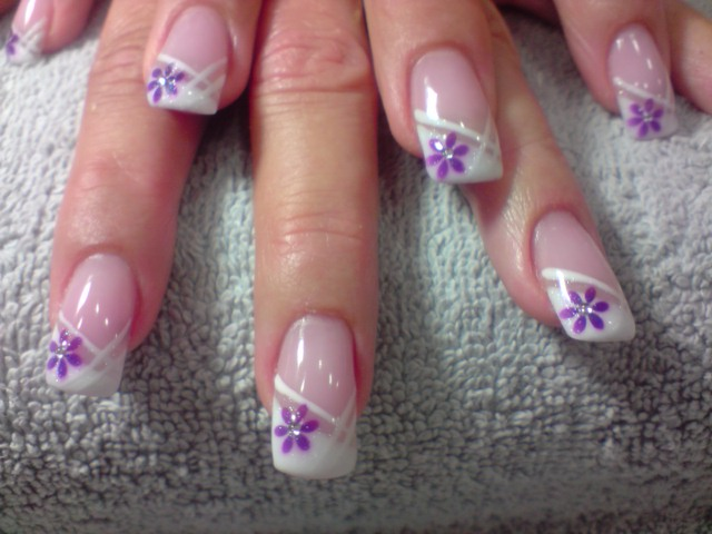 Genesis nails u as de gel - Imagenes unas de gel ...