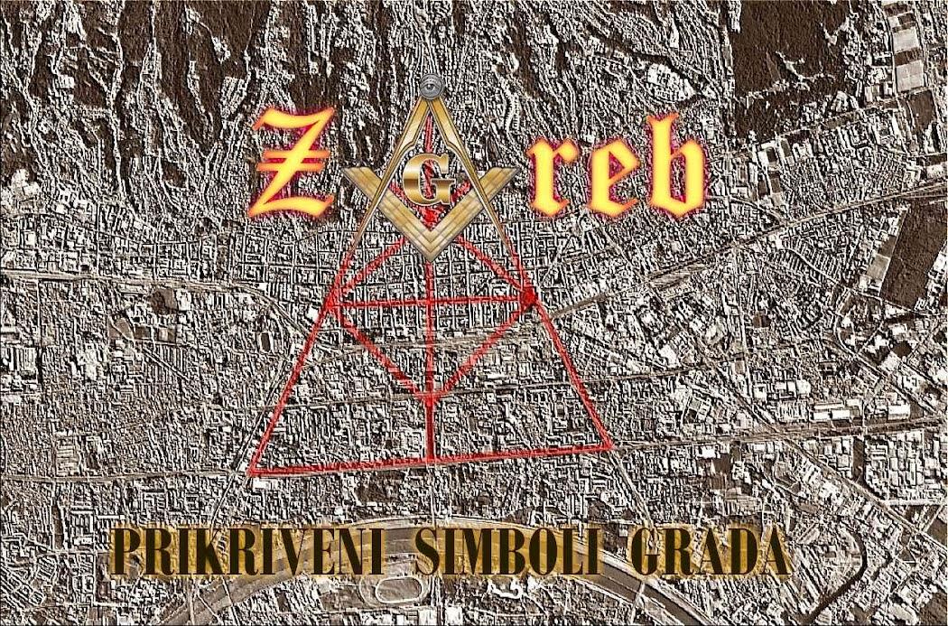 Zagreb - Prikriveni simboli grada