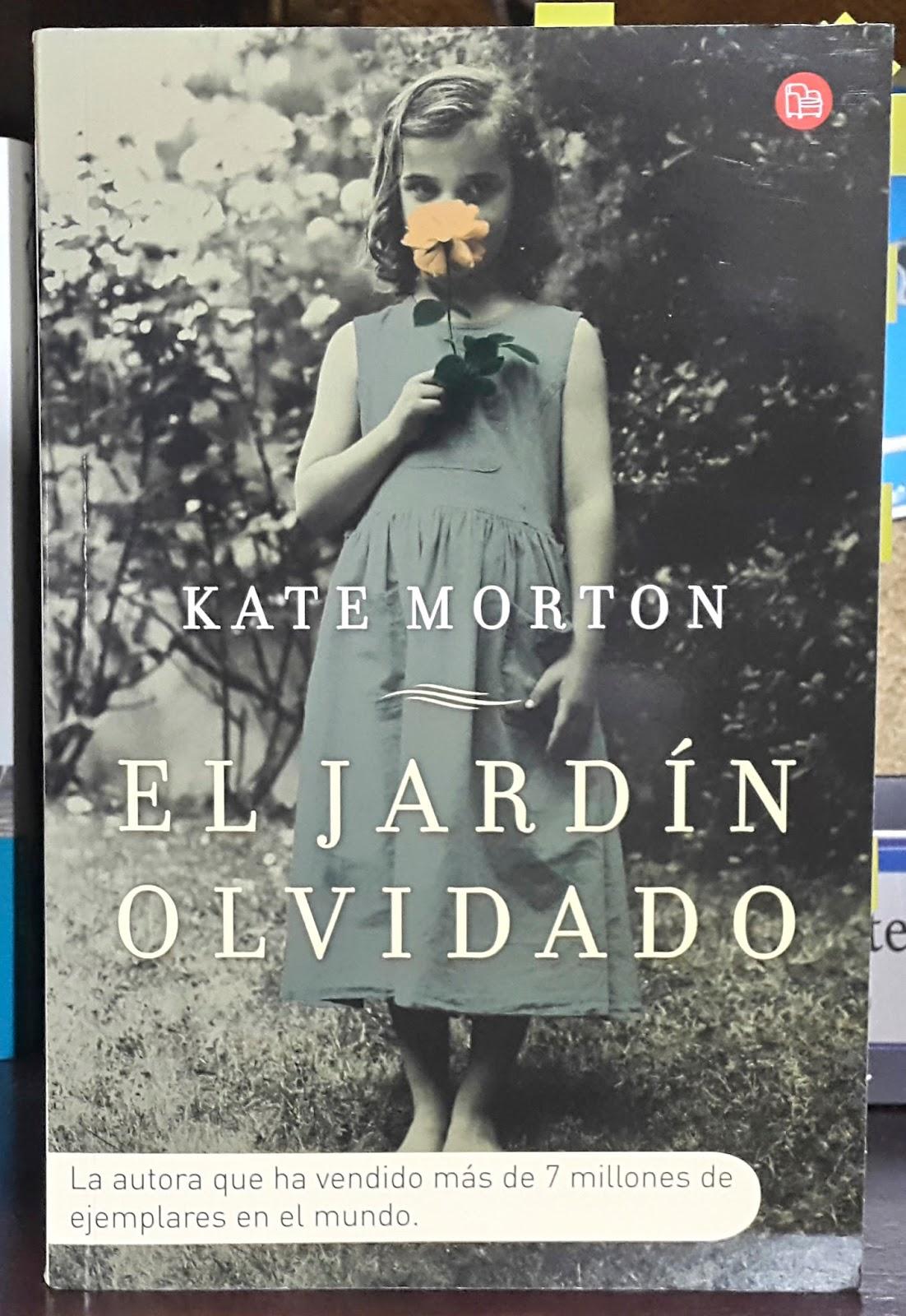 Rinc n de lectura el jard n olvidado kate morton for El jardin olvidado