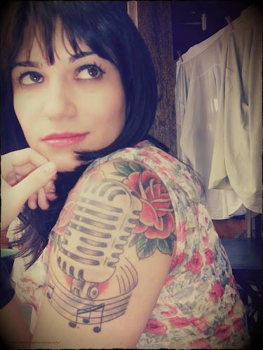 Top20 Tatuagem De Microfone