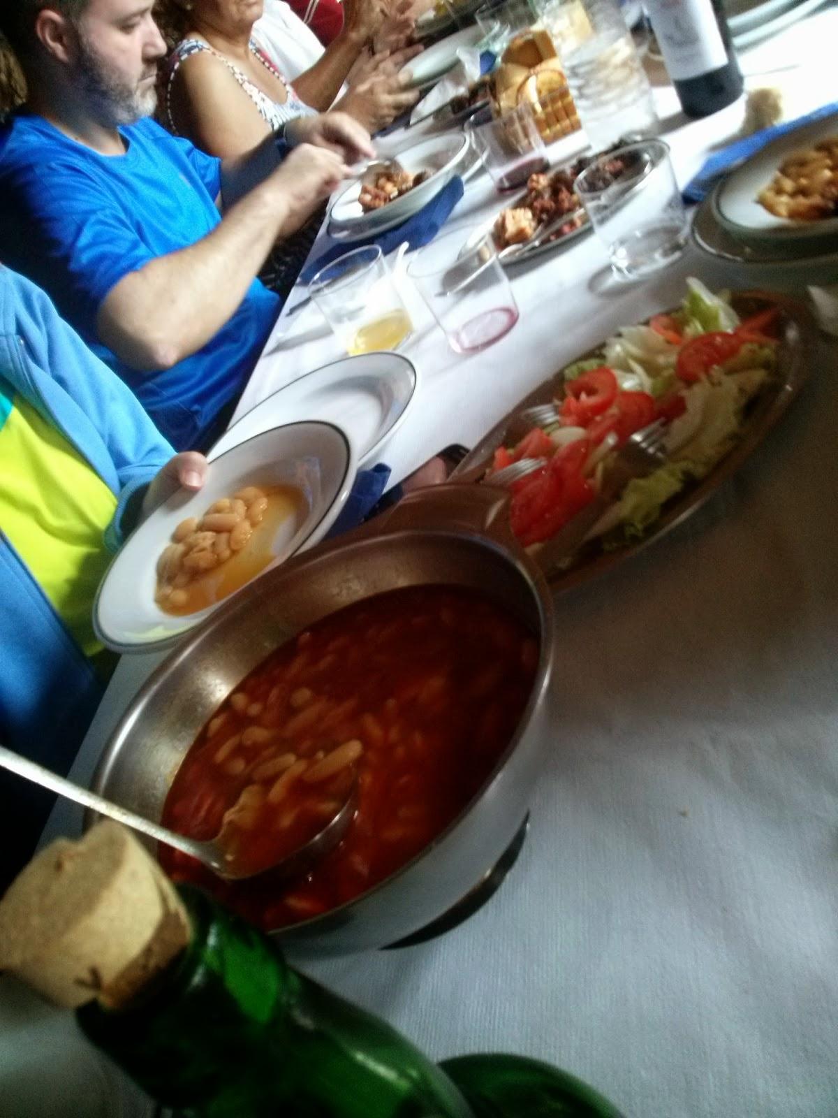 asturias monte fabada restaurante peñamayor