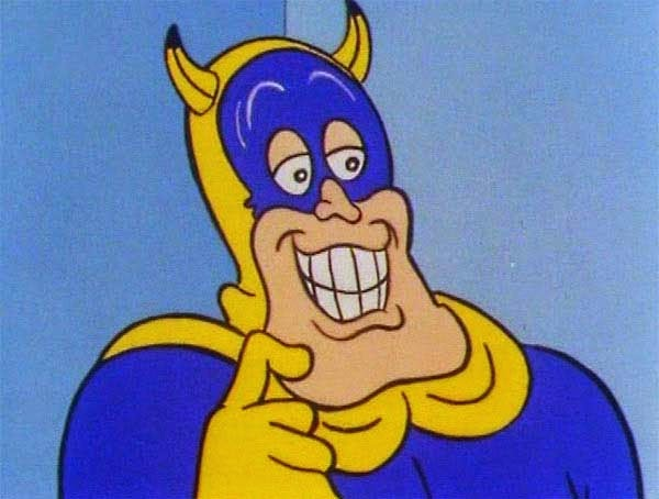 ... do Bananaman