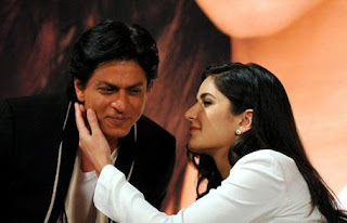 saharukh khan and katrina kaif