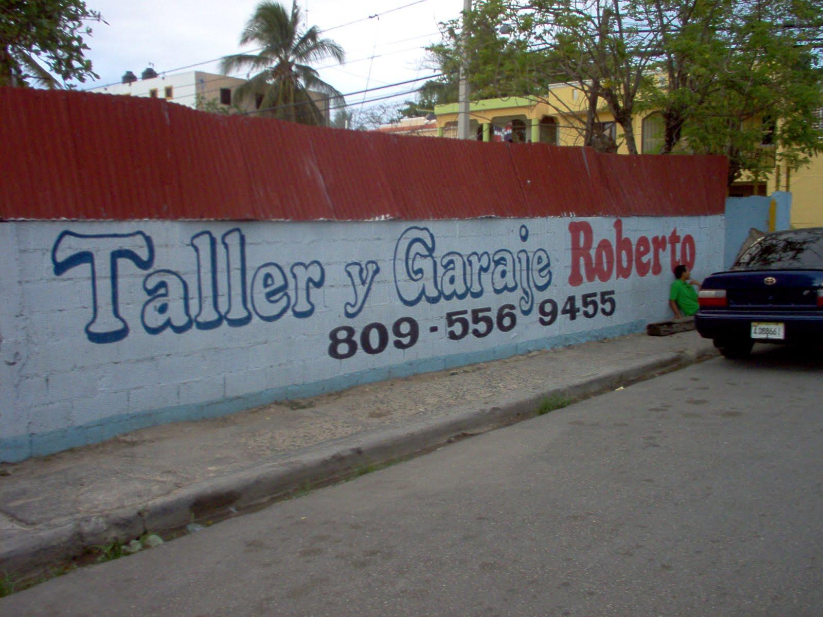 Taller y Garaje Roberto