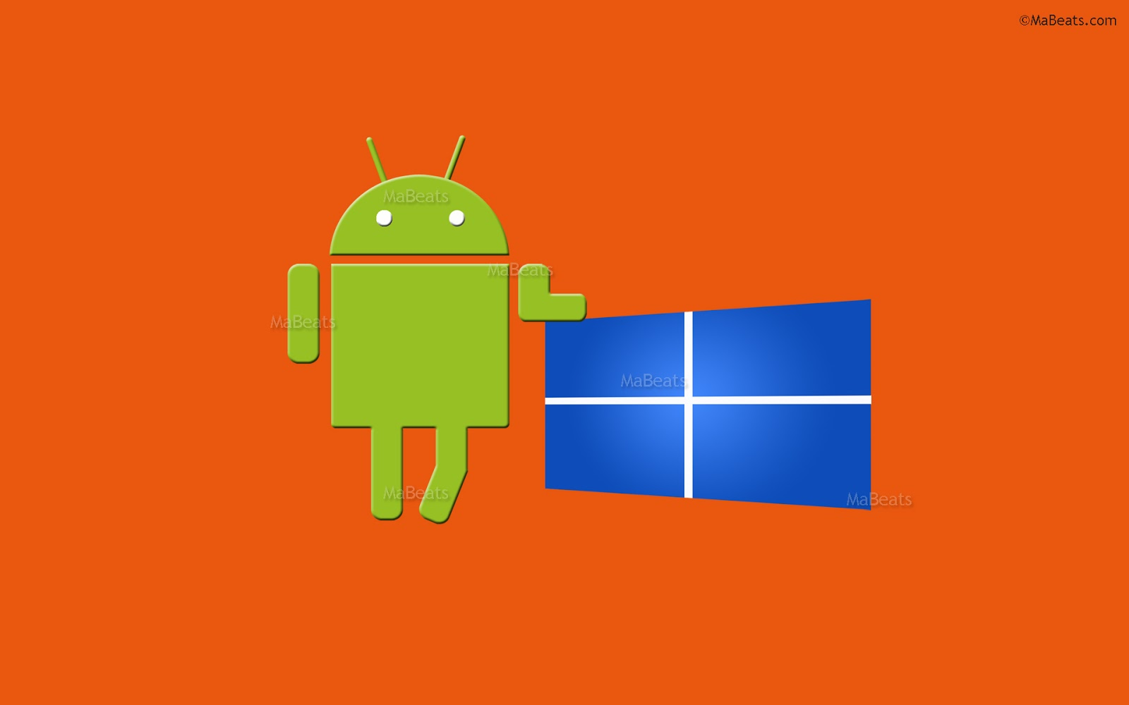 Android and Windows -  Historic similarities