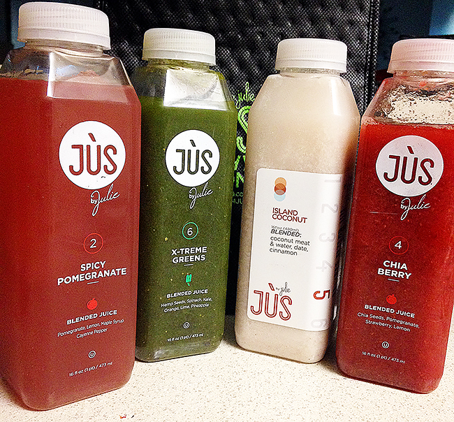 Jus By Julie Review