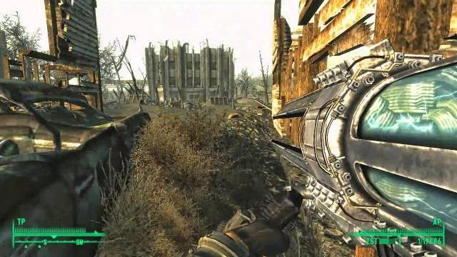 Free Fallout 3 PC Games